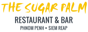The Sugar Palm Restaurant & Bar. Authentic Cambodian Food in Phnom Penh and Siem Reap, Cambodia.